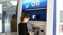 ATM01 -Citibank :Card back first, then transaction -Make sure user got your card back -Safe