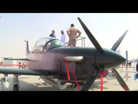 Rockwell Collins at the Dubai Airshow 2017