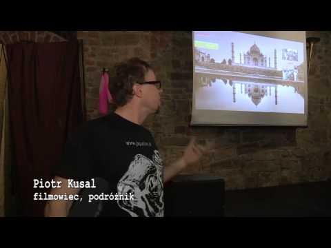 Moje Indie - Spotkanie z filmem podróżniczym Piotra Kusala