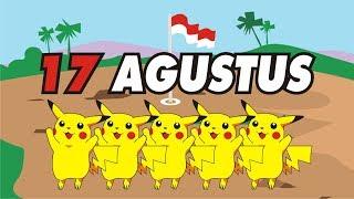 Lagu 17 Agustus Bersama Pokemon