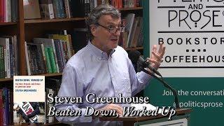 Steven Greenhouse, \