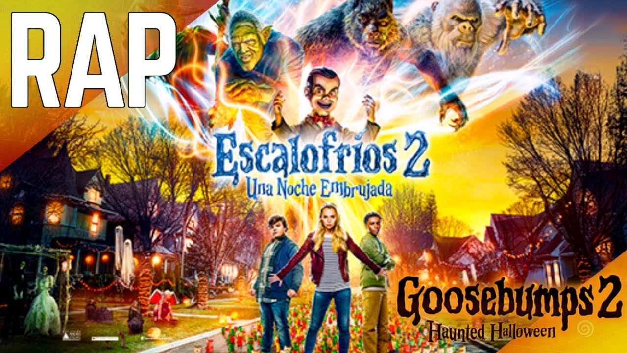 Rap De Escalofríos 2: Una Noche Embrujada EN ESPAÑOL (SONY PICTURES ENTERTAINMENT)    CriCri :D