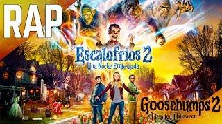 Rap De Escalofríos 2: Una Noche Embrujada EN ESPAÑOL (SONY PICTURES ENTERTAINMENT) || CriCri :D