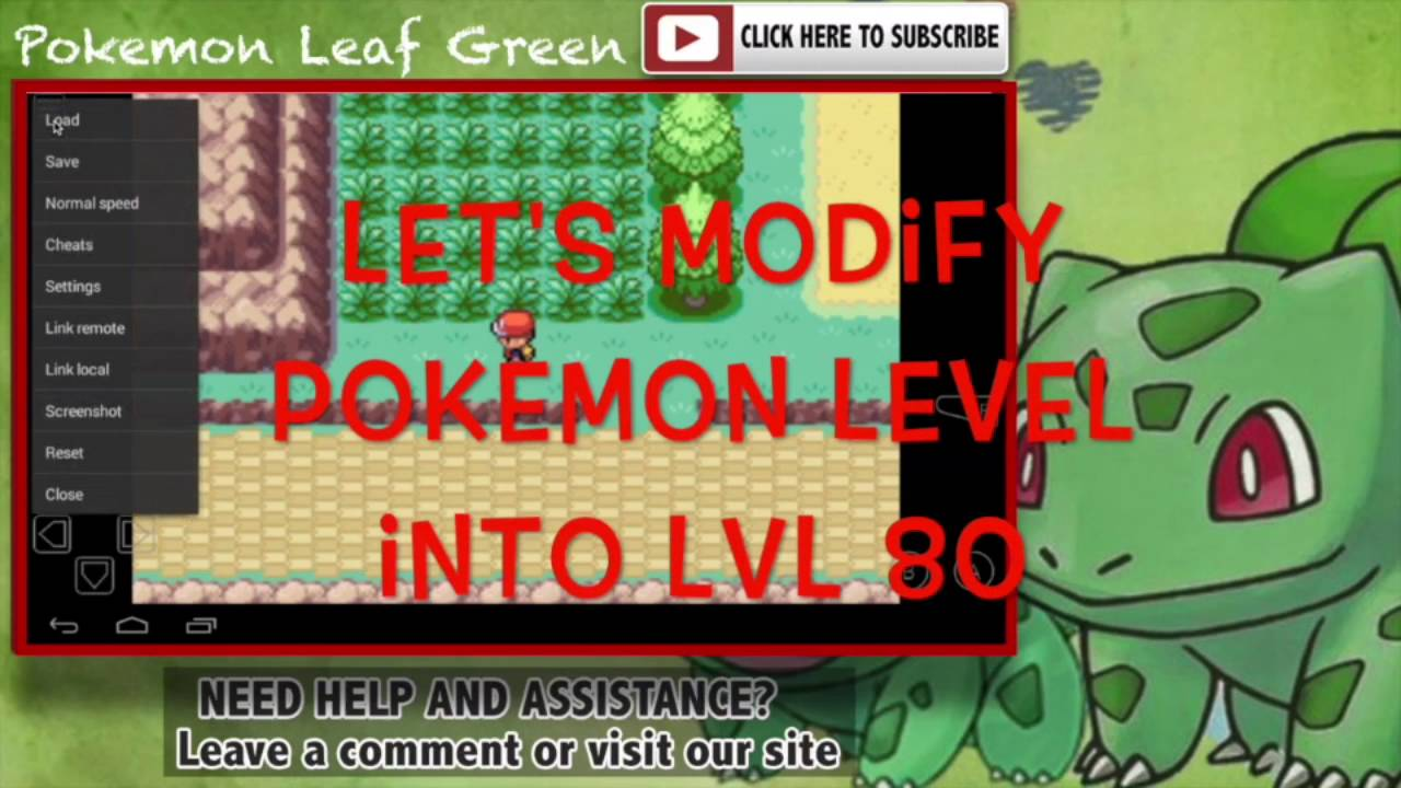 Level modifier pokemon emerald codebreaker