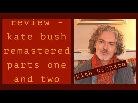 Review - Kate Bush Remastered Parts 1 & 2 Mp3