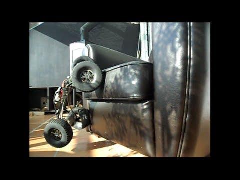 berg  Ventru  leather chair test  40cm high  Pat13