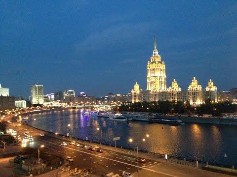 Обзор отеля Crowne Plaza Moscow World Trade Centre ⭐️⭐️⭐️⭐️⭐️ Москва 2016