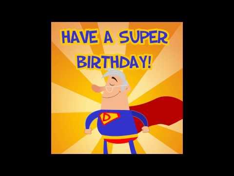 Superdad Birthday Card Greetingmoods Free For Mom Dad Ecards