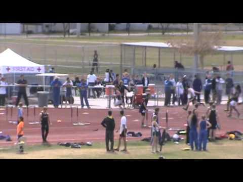 Raymond S Kellis 4x100 meter
