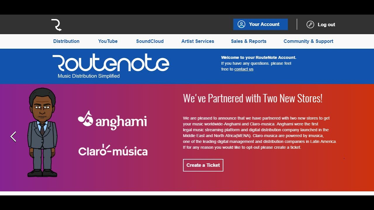 How To Sell Your Music On iTunes/Spotify for Free Using Routenote 2016  (Updated)