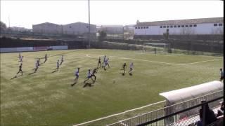 Jota Nº10  - Desportivo De Ronfe Vs Famalicao 2014/2015