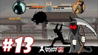 Shadow Fight 2 : Tử thần lộ diện - Đại chiến nhẫn giả Shadow vs Hermit #13