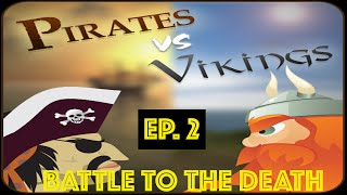 Pocket Legends PvP: Battles to the Death Ep. 6 - PIRATES VS. VIKINGS ROUND 2 [1080p HD GAMEPLAY]