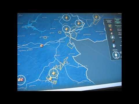 Интерактивная карта Природные ресурсы России