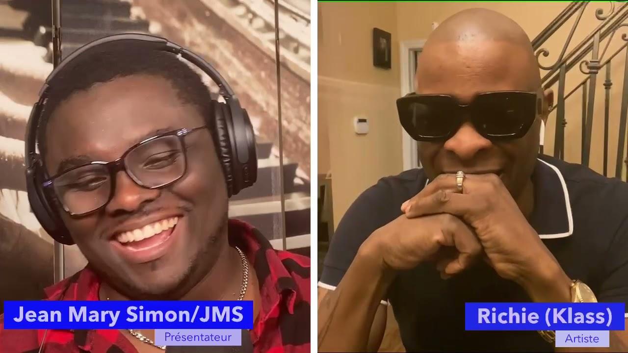 Download Richie Klass nan JMS Live Show