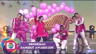 Download ADUHAI! Zaskia Gotik dan Siti Badriah Medley Ayo Turu dan Aku Kudu Kuat | IDA 2019