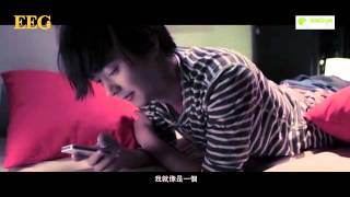 洪卓立《啞巴》原畫MV