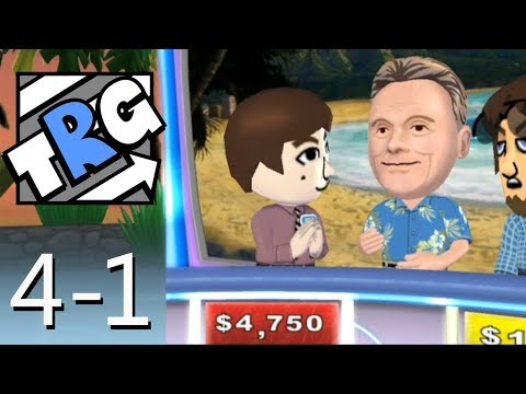 Wheel of Fortune (Wii) – Game 4 [Part 1]