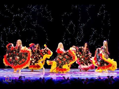 """Цыганский танец """"Дэвлалэ"""""""