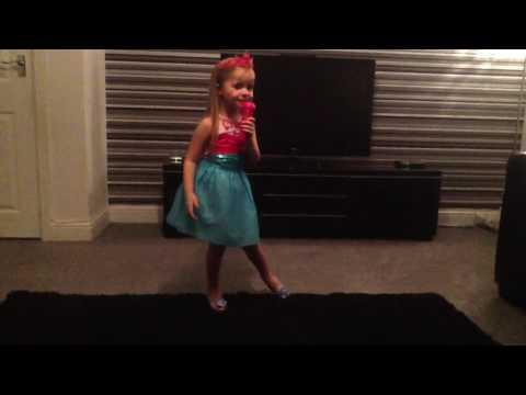 Brooke Turner Age 4 Barbie Princess & The Popstar (BT3108)