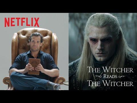 Henry Cavill Reads The Witcher | Netflix