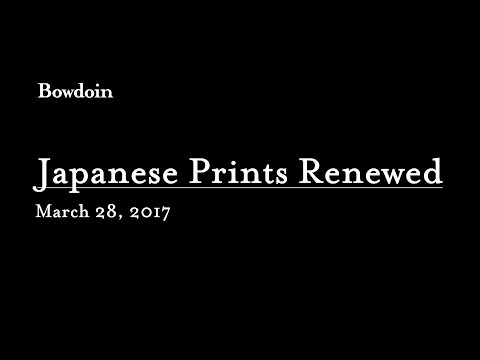 Kendall Brown: Japanese Prints Renewed