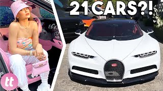 Kylie Jenner's Car Collection Is Worth More Than A Private Island