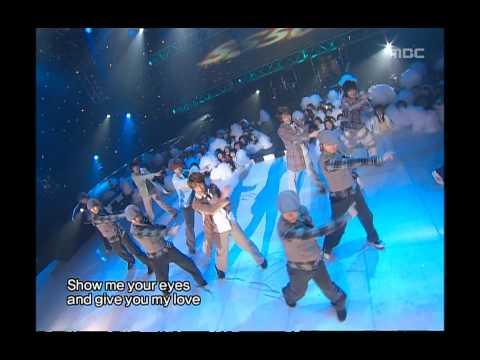 SS501 - Snow Prince, 더블에스오공일 - 스노우 프린스, Music Core 20051217
