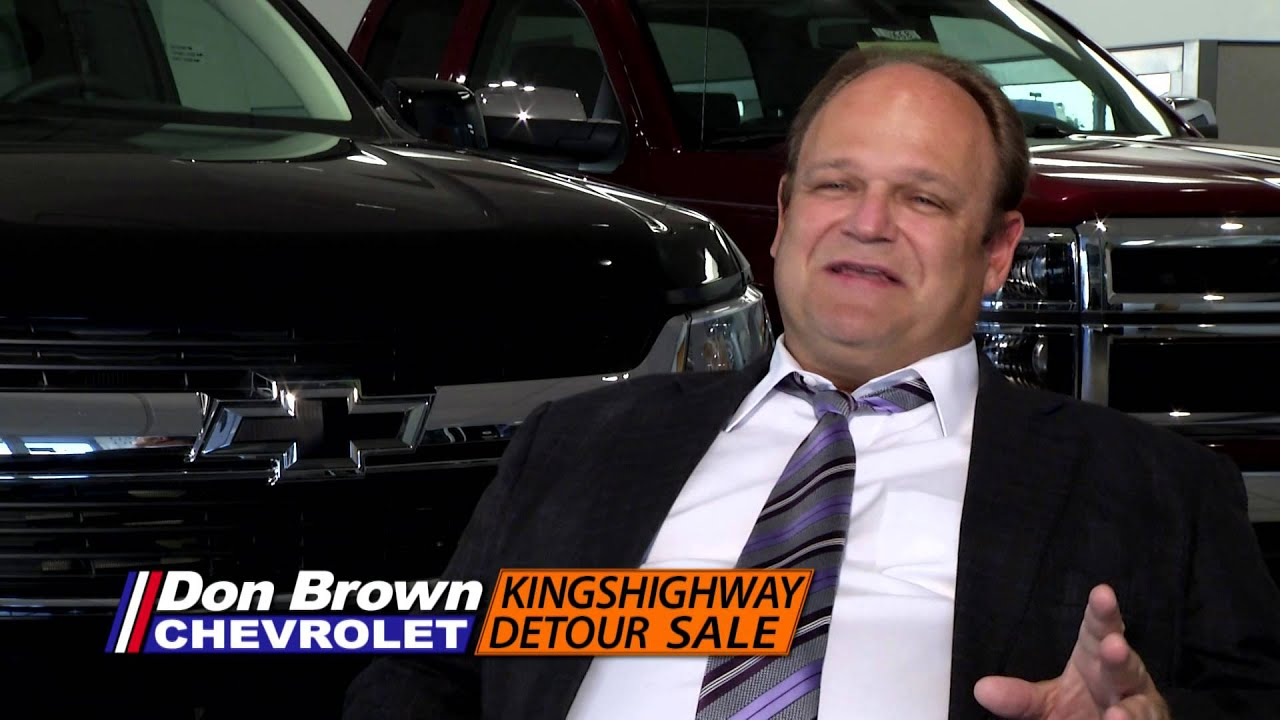 Don Brown Chevy >> Don Brown Chevrolet September 2015 C
