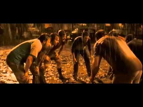Invincible [2006movie] Football under the rain [HQ] -