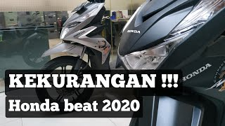 #ReviewJujur - Honda Beat 2020 !!! Review