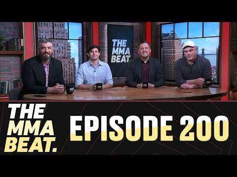 The MMA Beat: Episode 200