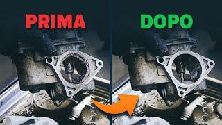 Manutenzione trucchetti - FIAT GRANDE PUNTO (199) 1.4 Testa barra d'accoppiamento manuale di sostituzione