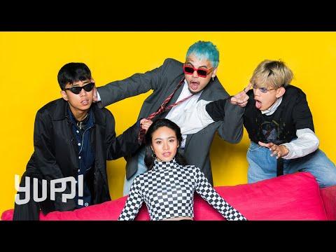 LAZYLOXY X OG-ANIC X URBOYTJ - TMRW (Prod. by NINO) | YUPP!