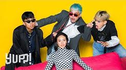 LAZYLOXY X OG-ANIC X URBOYTJ - TMRW (Official Music Video) / Prod. by NINO | YUPP!