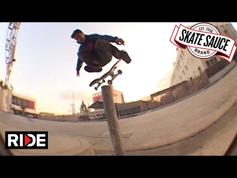 Jonas Daater x Skate Sauce Part
