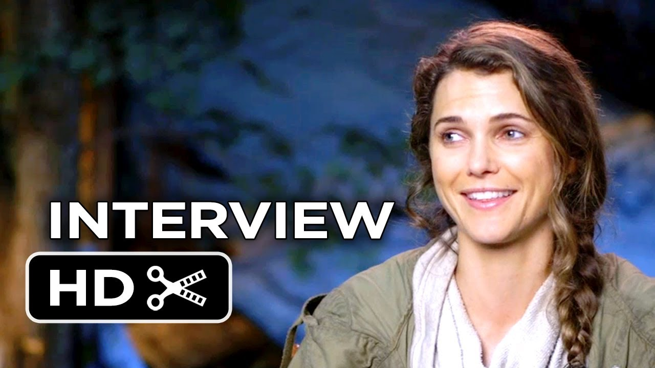 Dawn Of The Planet Of The Apes Interview Keri Russell