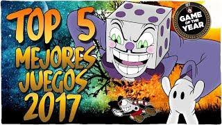 TOP 5 - MEJORES JUEGOS 2017