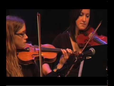 """Senior Recital - String Quartet #1, 1st Movement """"..."""