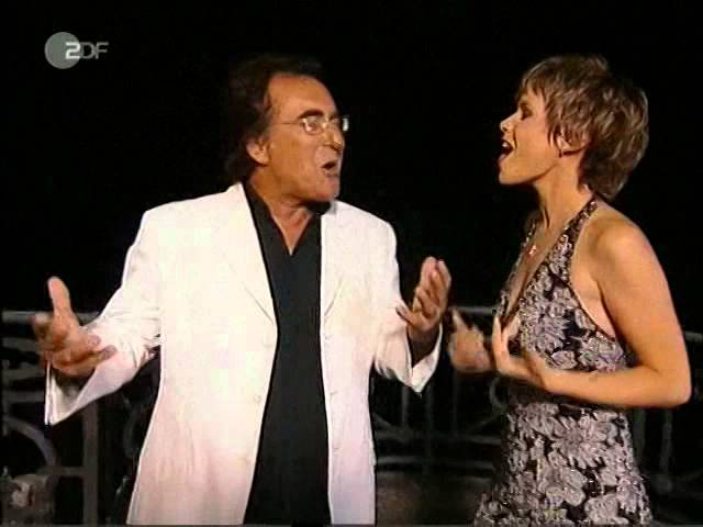Albano & Francine Jordi - Felicita (Italian German version, German TV)