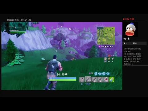 Fortnite/other games stream