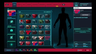 Trying to new suit (spider man into spider verse suit) spider man #3