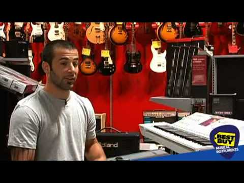 Best Buy Music Store Interview With Matthew Fabre