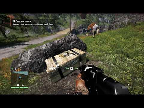 Botched Commander kill | Far Cry 4 Gameplay #3 |