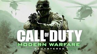CALL OF DUTY MODERN WARFARE REMASTERED - Gameplay do Início da Campanha, em Português PT-BR!