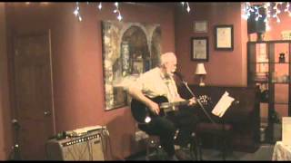 Daytime Friends Nighttime Lovers, Kenny Rogers cover by Tom Beaudreau at The Harvest Cafe