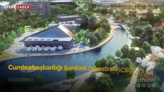 Millet Bahçesi Başkent'in çehresini değiştirecek