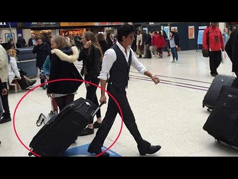You Won't Believe What Happened With Shahrukh Khan In London