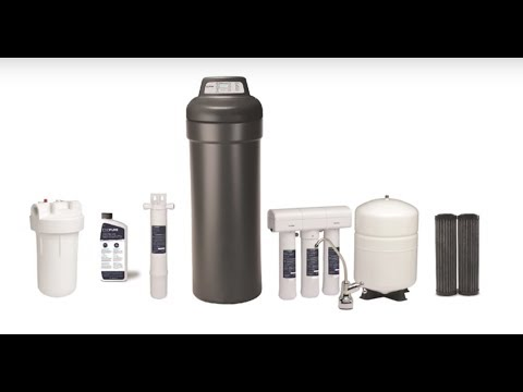 Whole House Water Filtration Systems And Filters - EcoPure
