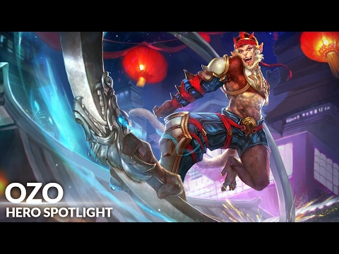 Ozo Hero Spotlight